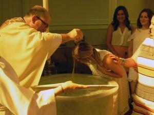 Emma Baptism